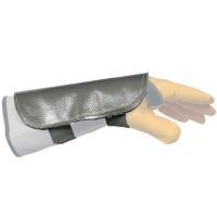 Aluminised Hand Shield