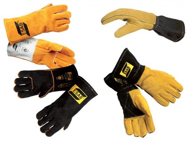 Γάντια συγκόλλησης
