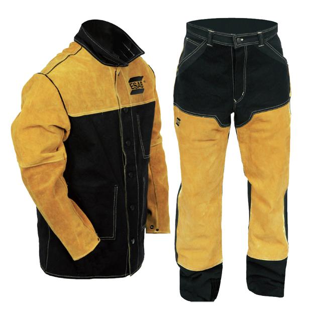 Ρούχα / παπoύτσια συγκόλλησης