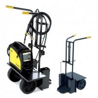 Two-wheels trolley