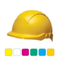 Hard Hat Concept Yellow